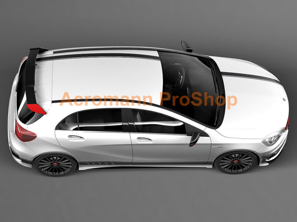 AMG Sports A45 Style Whole Body Stripes x 1 set (middle)