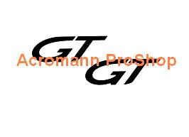 Gemballa GT 4inch Decal x 2 pcs