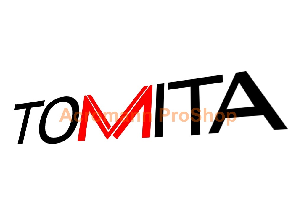Tommy Kaira TOMITA 6inch Decal x 2 pcs